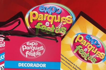 Credenciamento para Feira Expo Parques & festas