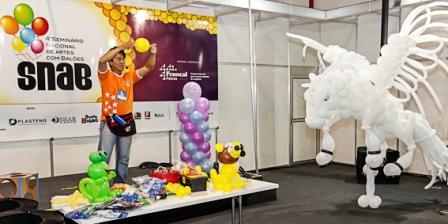 SNAB – Seminário Nacional de Arte com Balões