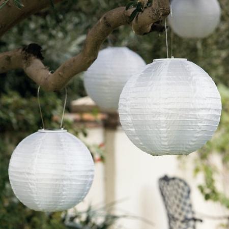Luminárias Japonesas