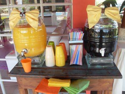 Dispenser de Suco para Festas