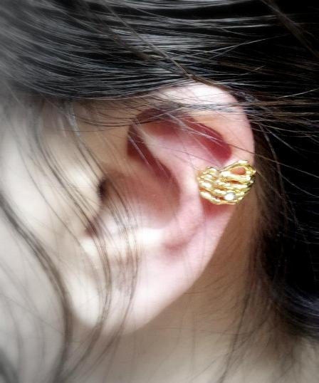Ear Cuff Mão_Candy Bijoux