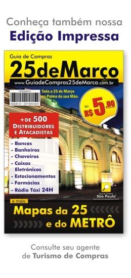 Revista Guia de Compras 25 de Mar�o